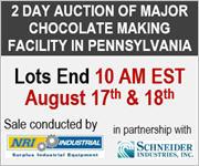 Chocolate Equip Auction